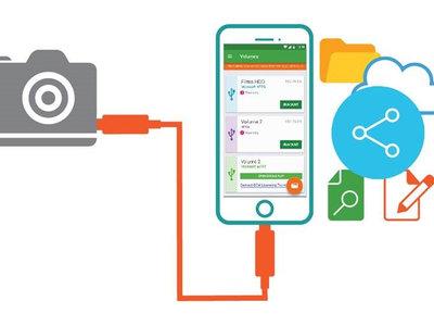 Paragon File System Link hace compatible tu Android con las unidades externas USB en formato NTFS
