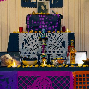 Descubre el altar de muertos, una colorida tradición mexicana para recordar a los difuntos