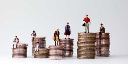 La vertiginosa caída de desigualdad de renta (Gini) en la recuperación española
