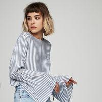 Un blusa sencilla pero original