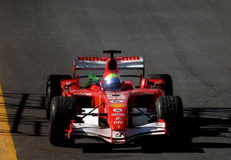 Felipe Massa 2006 Interlagos