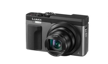 Amazon nos deja una compacta avanzada como la Panasonic Lumix DMC-TZ90 a precio de compacta de gama media-baja, por 289,99 euros
