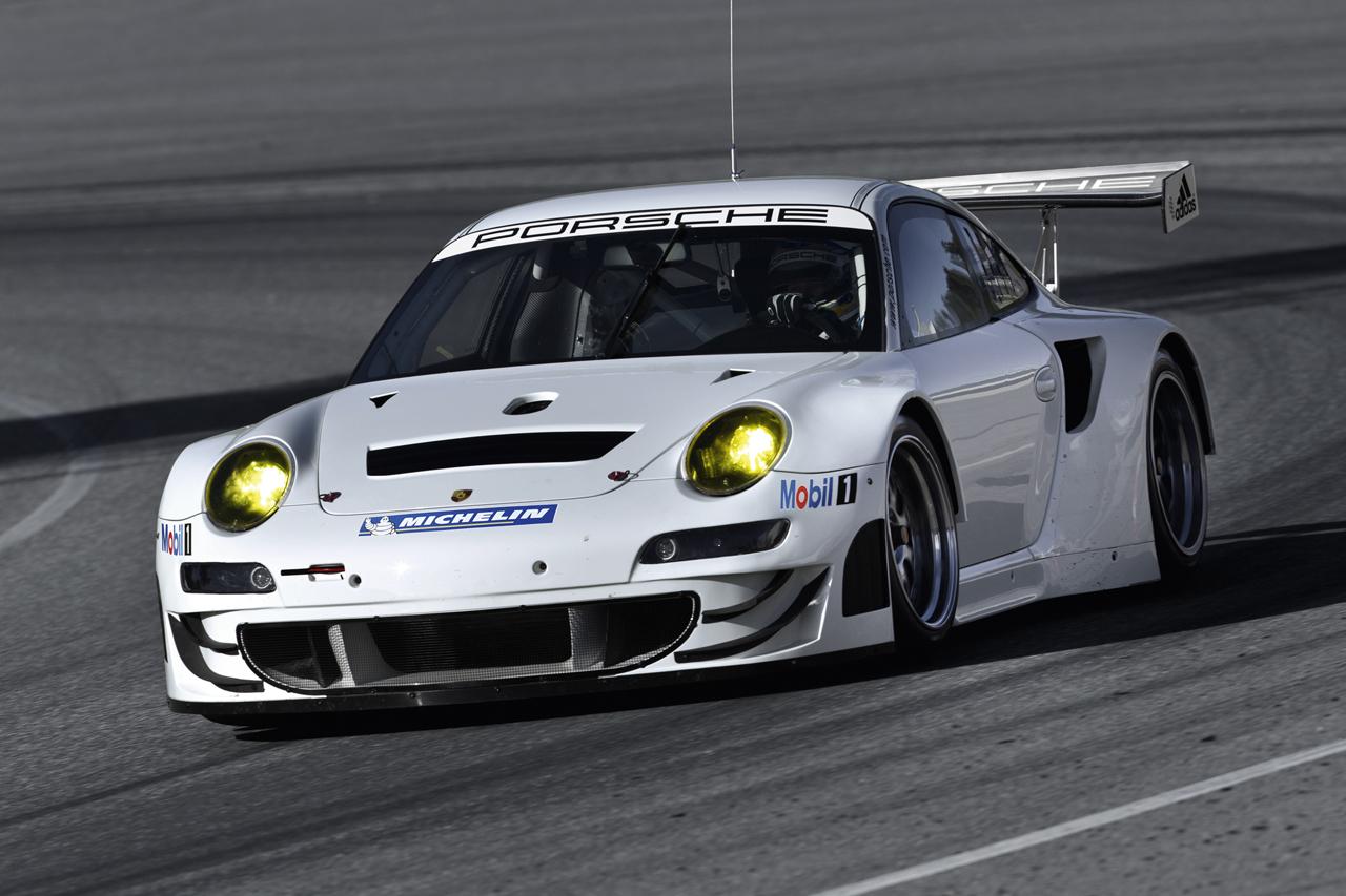 Foto de Porsche 911 GT3 RSR 2012 (9/18)