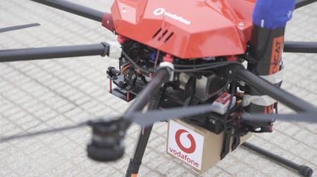 Drones Vodafone