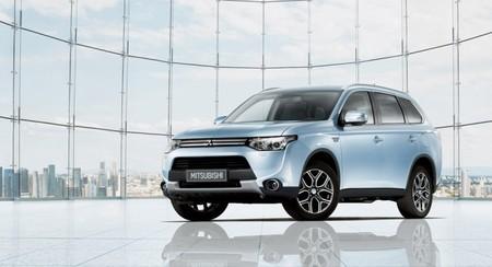 Mitsubishi se prepara para aumentar la producción del Mitsubishi Outlander PHEV