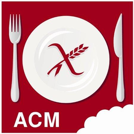 Un logo para los restaurantes aptos para celíacos en Madrid