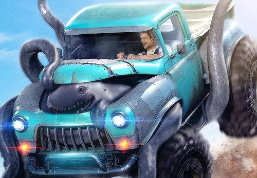 'Monster Trucks' no es mala, es peor