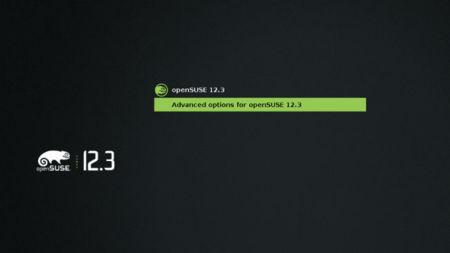 OpenSUSE 12.3 lanzada y lista para descargar