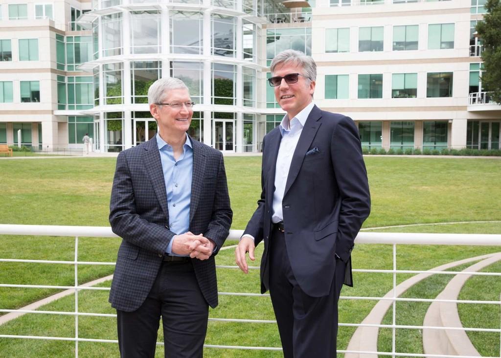 Apple y SAP™ expanden su colaboración empresarial con mas esfuerzos en realidad aumentada y aprendizaje automático