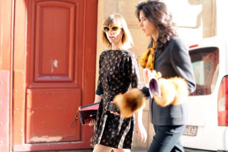 Anya Ziourova, modelo parece, fashion insider sí es, ¿la conoces?
