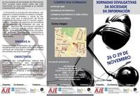 Crónica de las Jornadas sobre la Sociedad de la Información de AJE Marineda (II)