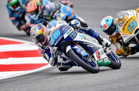Jorge Martin Moto3 Motogp Malasia 2017