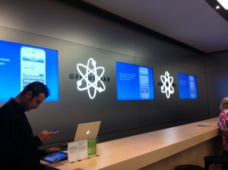 genius bar apple store zaragoza