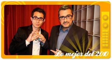 Lo mejor de 2010: Mejor programa de entretenimiento