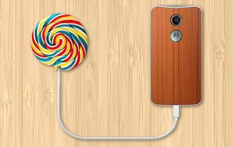 Algunos Moto X (2014) de Nextel se han empezado a actualizar a Android 5.0 Lollipop