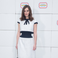 Keira Knightley Chanel look