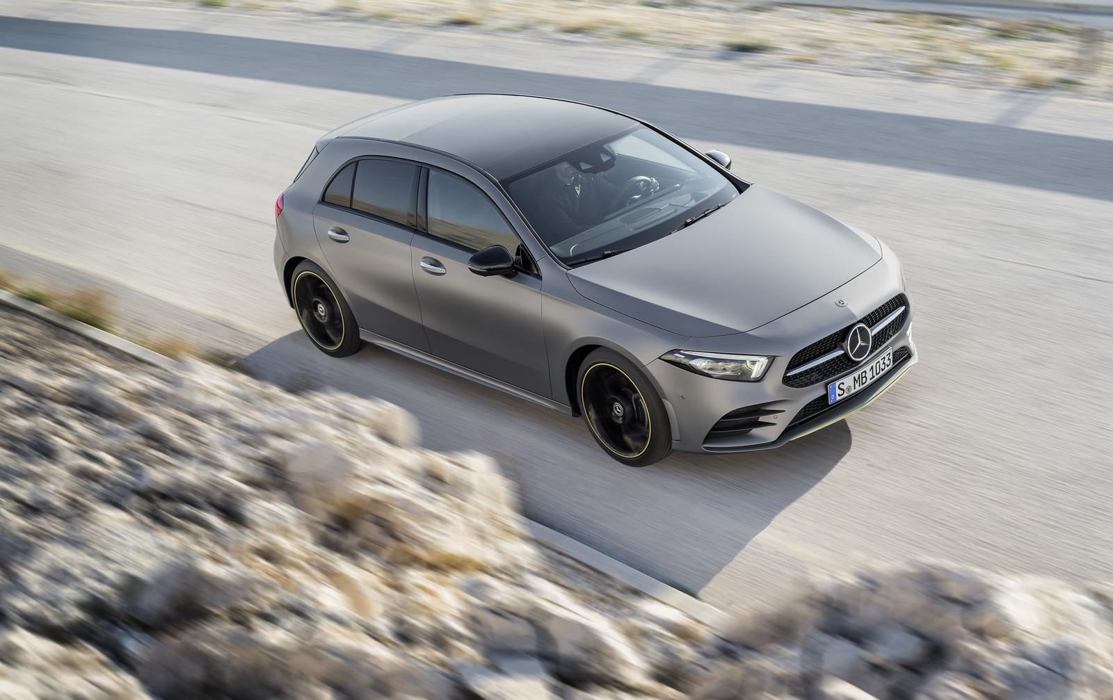 Foto de Mercedes-Benz Clase A 2018 (49/139)