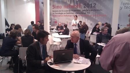 Jornadas de transferencia tecnológica en SIMO Network 2013