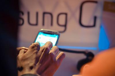 Samsung, nueva presa de las altas expectativas