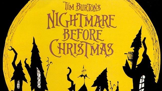 Pesadilla antes de Navidad cartel