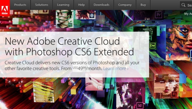 adobe cs6 creative suite 6