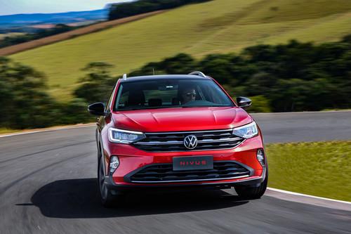 El Volkswagen Nivus estrena galería: el próximo lanzamiento de VW, a detalle en 67 fotos