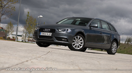 Audi A4 Avant 2.0 TDI, prueba (exterior e interior)