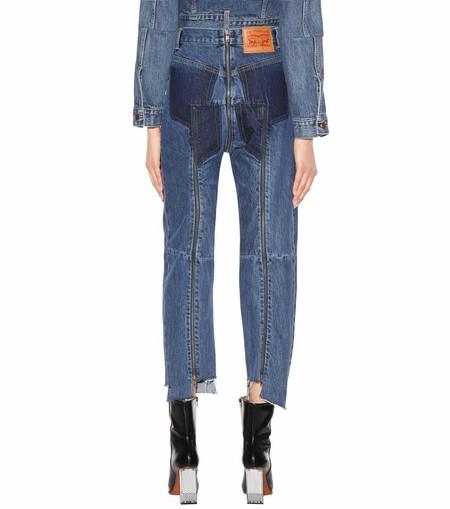 vetements culo trasero jeans vaqueros