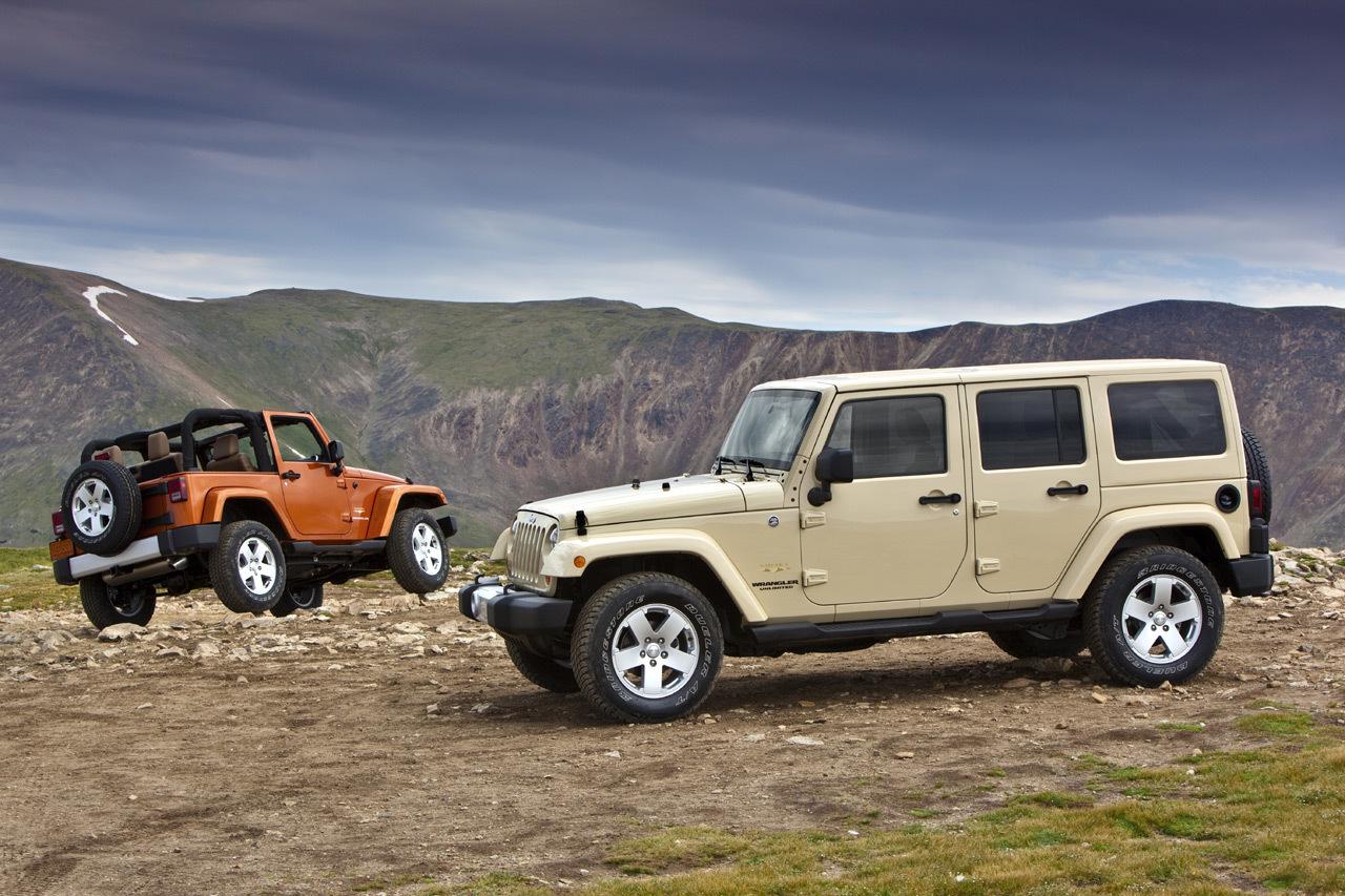 Foto de 2011 Jeep Wrangler (3/27)