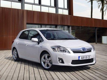 Ventas en España de automóviles híbridos y eléctricos en julio