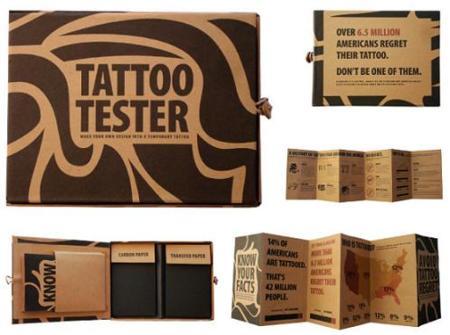 Tattoo Tester, prueba antes de hacerlo