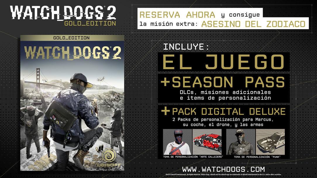 Foto de Ediciones de Watch Dogs 2 (3/5)