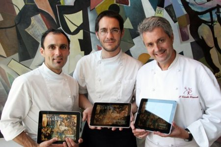 El iPad ya se puede usar como carta de menú en el restaurante Etxanobe