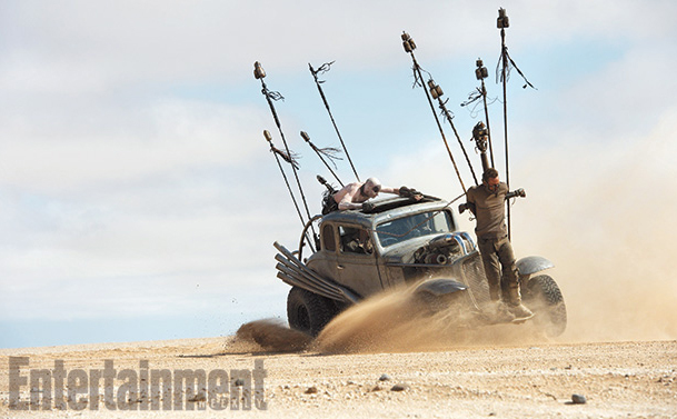 Foto de Imágenes de la película 'Mad Max: Fury Road' (6/6)