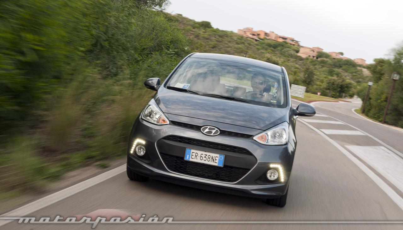 Foto de Hyundai i10 2013 (presentación) (13/28)