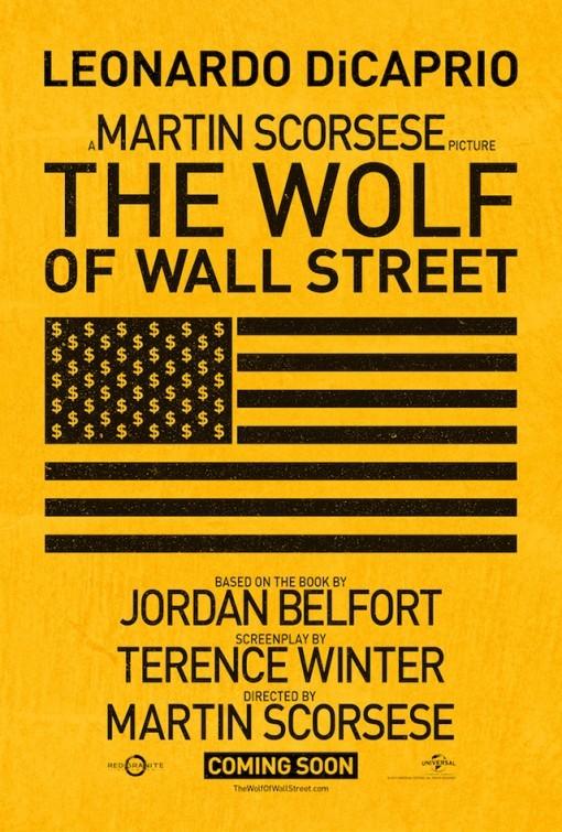 Foto de Carteles de 'El lobo de Wall Street' (1/6)