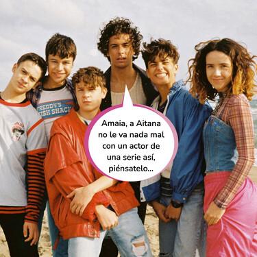 Así será la participación estelar de Alfred García ('OT 2017') en la nueva serie juvenil de Movistar+, 'Los Espabilados'