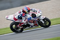 Superbikes Gran Bretaña 2014: Michael van der Mark pole en Supersport