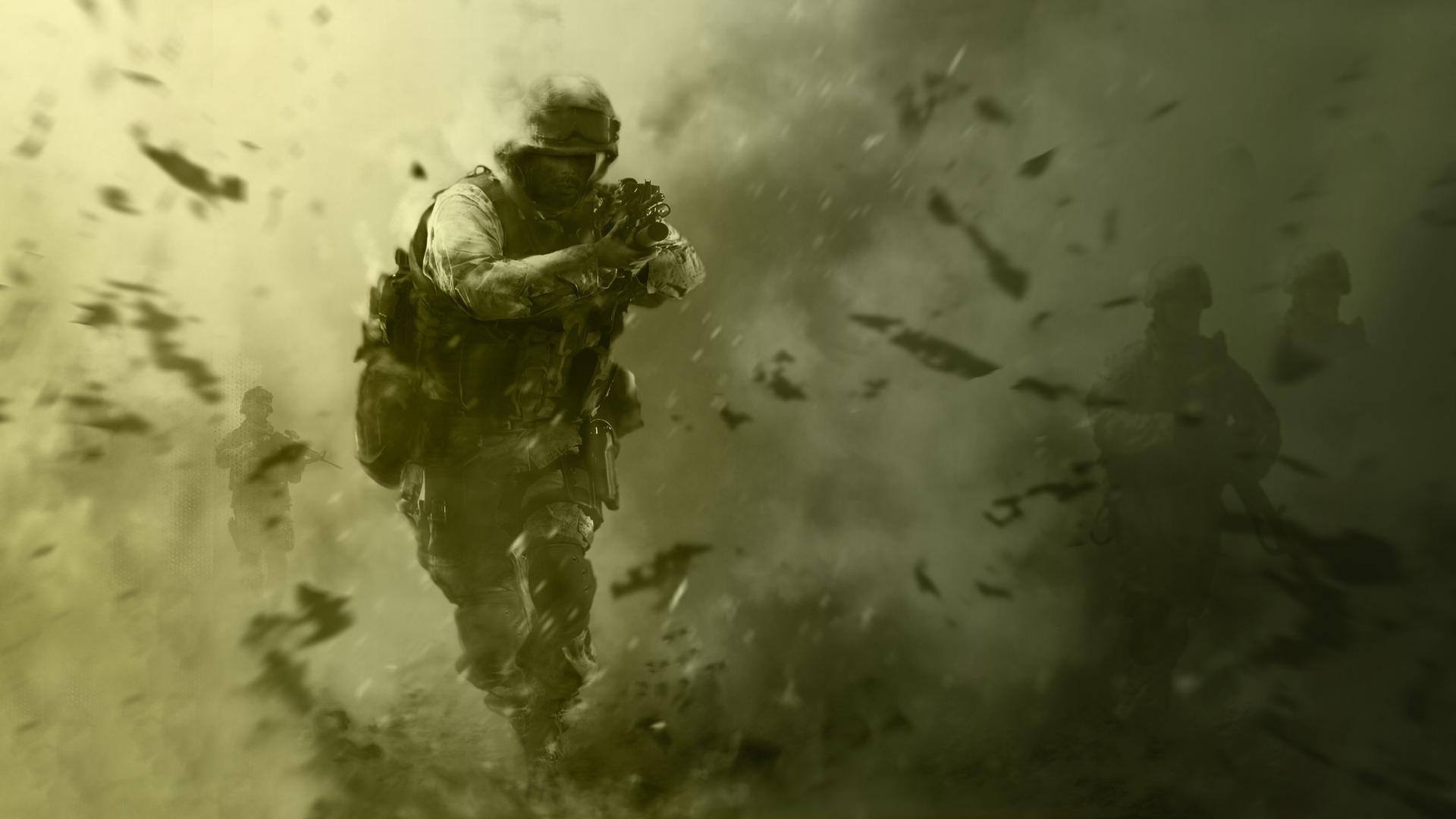 Y por esto la remasterización de Call of Duty: Modern Warfare me parece una gran idea