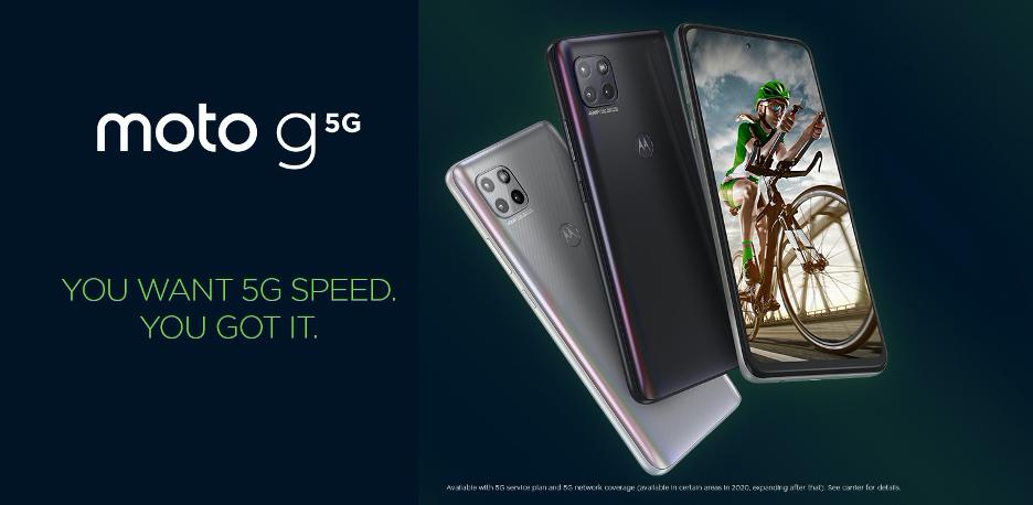Motorola Moto G 5G: apuesta por la autonomía y las capacidades 'gaming' en una nueva gama media 5G