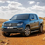 La siguiente generación de la Volkswagen Amarok y la Ford Ranger podrían compartir plataforma
