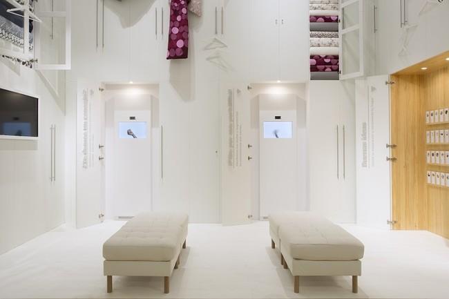 Ikea Temporary Dormitorio