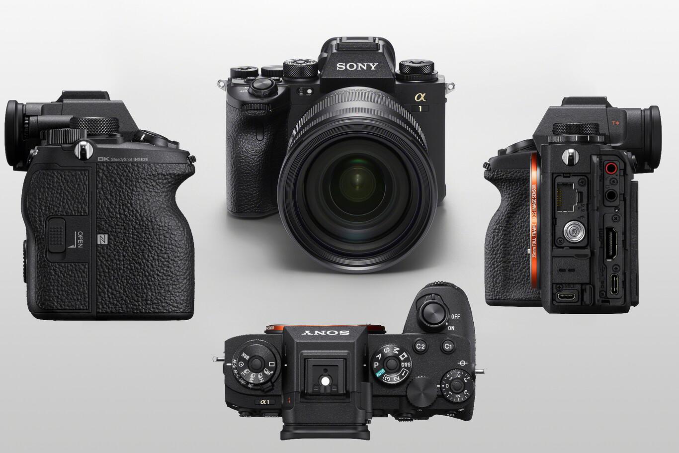 La Sony A1 es más que una cámara de 7.300 euros: es un sorpasso técnico a Nikon y Canon