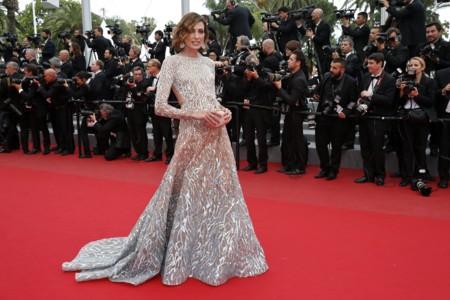 Nieves Alvarez en Cannes 2015