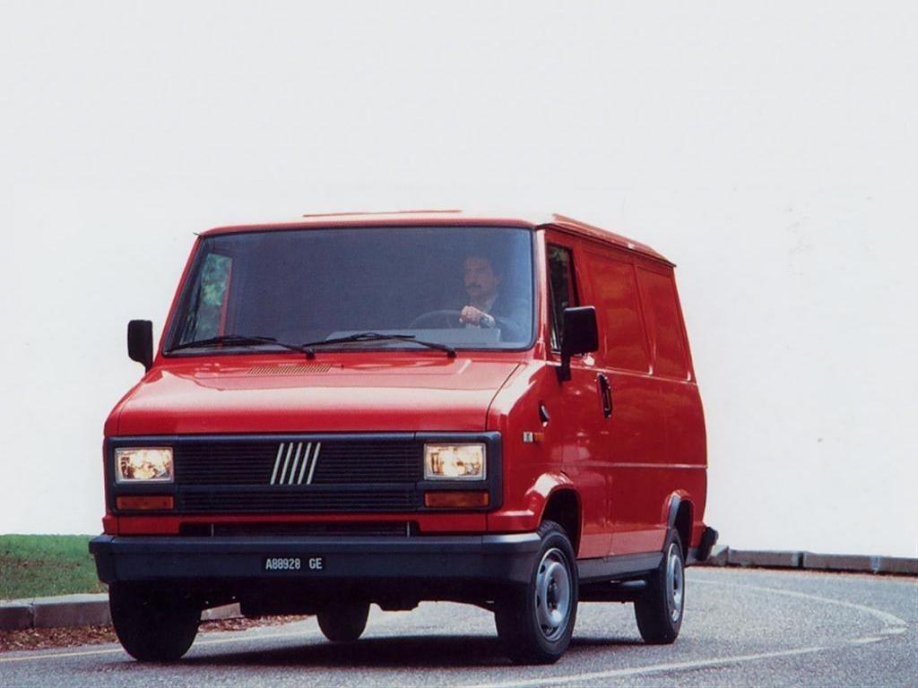 Fiat Ducato 280 - 1981-1990