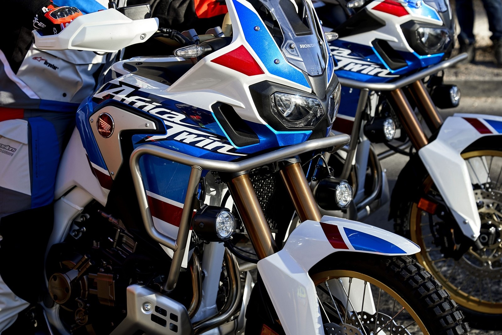 Foto de Honda CRF1000L Africa Twin Adventure Sports 2018 (10/30)