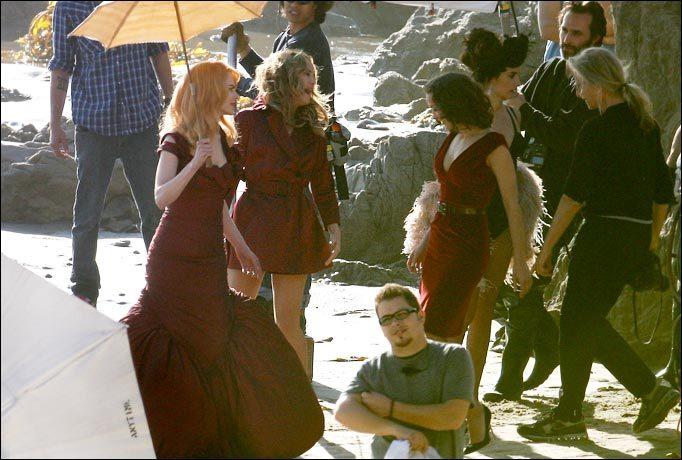 Foto de Penélope Cruz portada de Vogue junto con Nicole Kidman, Marion Cotillard y Kate Hudson (1/21)
