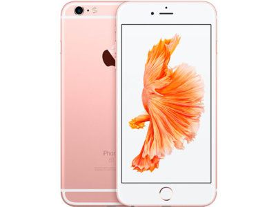 El iPhone 6S de 64 Gb en color rosa, a 629 euros en Amazon