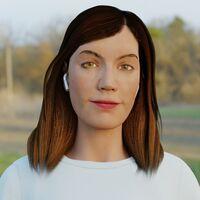 El primer avatar con una enfermedad se llama Zem y pretende visibilizar la esclerosis múltiple