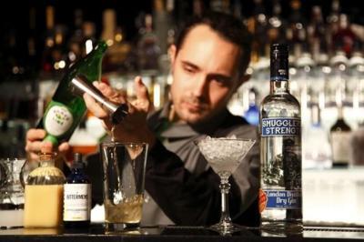 Smuggler's Strength Gin, la ginebra para amantes de lo prohibido